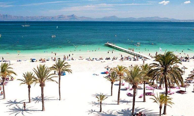 SUNWING ALCUDIA BEACH HOTEL PORT DE